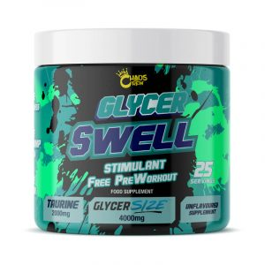 Chaos Crew Glycer Swell Pre Workout