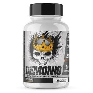 ASC Demonio Fat Burner Shapeshifter Nutrition UK