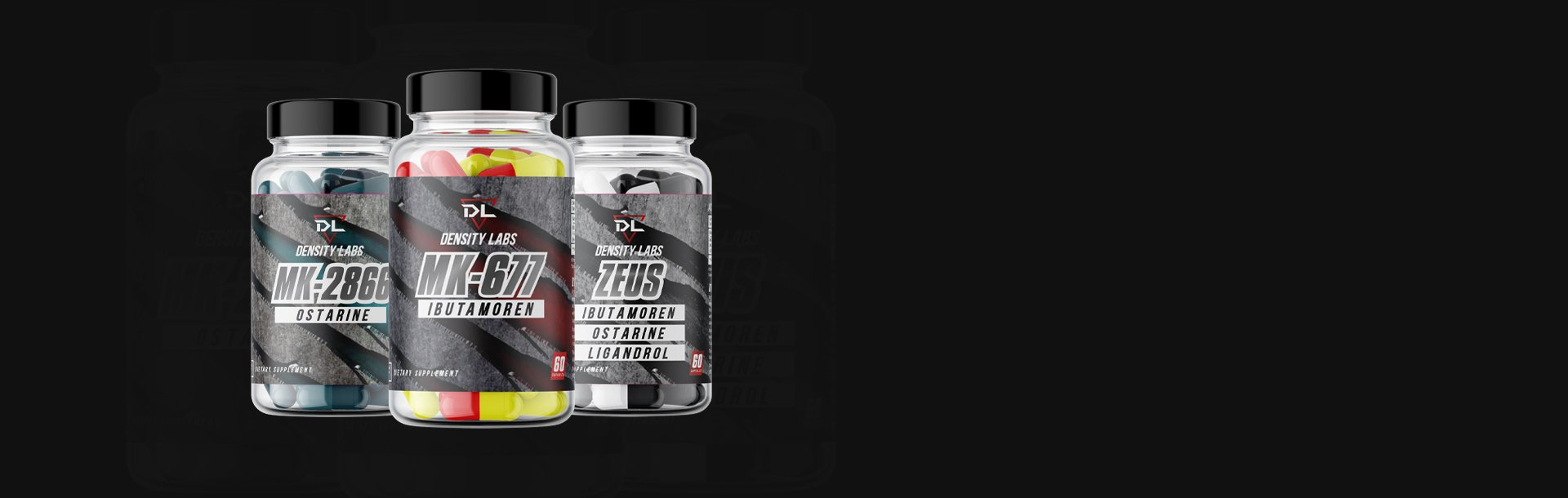 Density Labs Sarms UK Banner