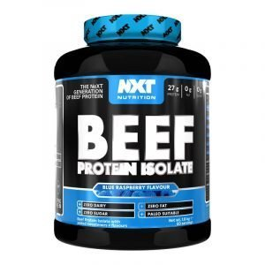 NXT Beef Isolate Protein 2kg
