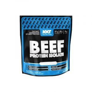 NXT Beef Isolate Protein 600g