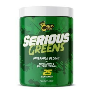 Chaos Crew Pineapple Delight Shapeshifter Nutrition
