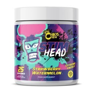 Chaos Crew Stim Head Pre-Workout Shapeshifter Nutrition