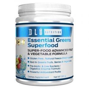 Blu Nutrition Essential Daily Greens