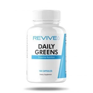 Daily Greens Capsules Revive MD