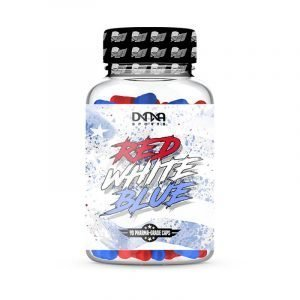 Red White and Blue Pump DNA Sports
