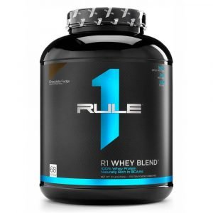 Rule 1 R1 Whey Blend Protein 2.2kg