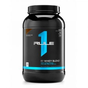 Rule 1 R1 Whey Blend Protein 896g