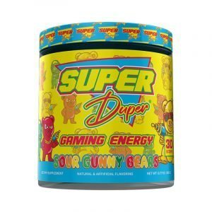 Super Duper Gaming Energy Sour Gunny