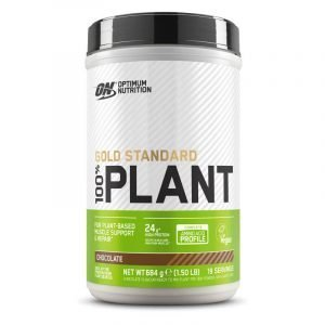 100 Percent Plant Protein Chocolate