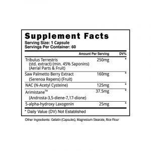 PCT V Ingredients Panel